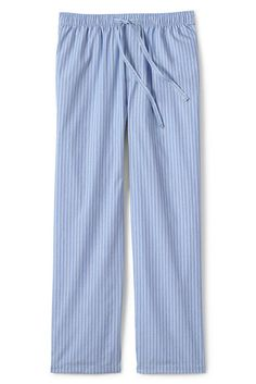 cf27d0a5c9 Men s Tall Classic Fit Broadcloth Pajama Pants