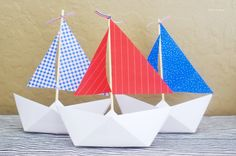 patriotic sail boats