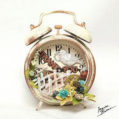Altered Alarm Clock