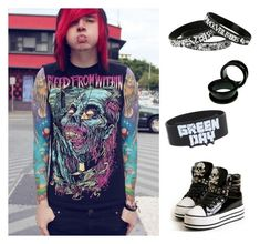 outfit for emo boy :3 by dadyrabbit on Polyvore featuring polyvore fashion style