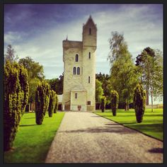 Ulster Memorial Tower, Somme, France