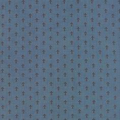 Le Marais Woad Blue 13736 12 Moda