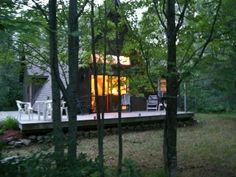 Indian River Cottage Rental: Cozy ~a~-frame Cottage Located On ~atv~ Trail | HomeAway