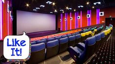 Korean Movie Theater.  I will have the experience ^-^