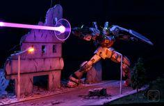 GUNDAM GUY: RG RX-178 Gundam Mk-II - Diorama with Amazing LED & Custom Work