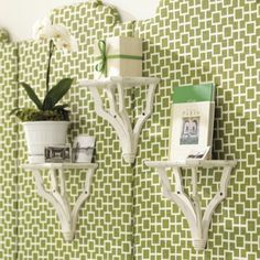 Decorative Wall Mounts | And here are some others I love. Have any of you seen any gorgeous ...