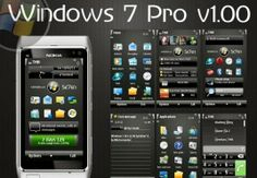 UNIVERSO NOKIA: Windows 7 Pro by RBn