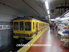 "CRÓNICA FERROVIARIA: Línea ""E"" de Subte: un ramal con filtraciones, tre..."