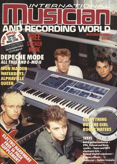 Emu's Emulator II & Depeche Mode 1984