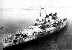 Il Giulio Cesare nel 1948, in procinto di essere ceduto all'URSS