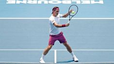Roger Federer, Novak Djokovic In Same Half Of 2020 Australian Open Draw Four Runner, David Goffin, Us Open Final, Tie Break, Stan Wawrinka, Big Three, Good Environment, Australian Open