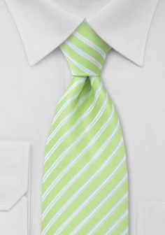 lime green ties - Google Search