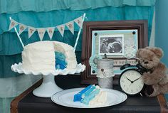 Extra Extra Newspaper Gender Reveal Party
