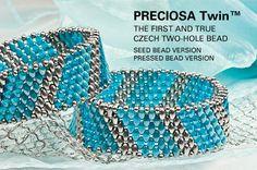 Návody | Návody na šité šperky | Korálky - návody, rady, informace