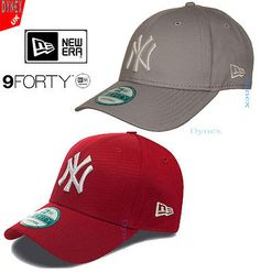 fba228be975 New era  9forty mlb  basic ny new york yankees  adjustable baseball cap free