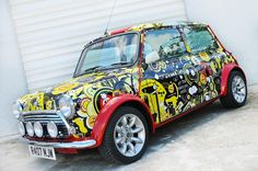 Mini is really a piece of art
