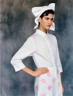 plain song: athena wilson by alasdair mclellan for uk vogue april 2013 Vogue Uk, Fashion Shoot, Editorial Fashion, Fashion Portraits, Fashion Sites, Jil Sander, Handbags Michael Kors, Chef Jackets, Stylists
