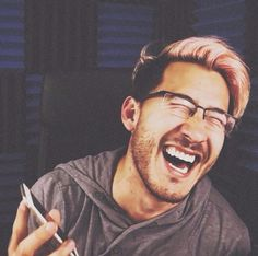 I love his smile <3
