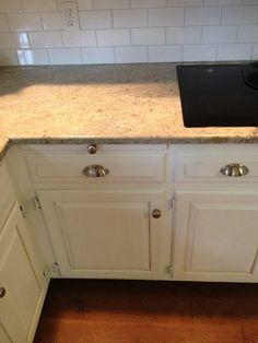 Updated Kitchen Cabinets with Annie Sloan Chalk Paint(tm)