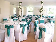 ememrald city reception   Wedding Venue Styling Edinburgh