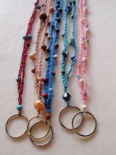 5 Handmade Crochet Wholesale Lanyards starting at $20 on eBay.com