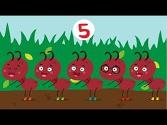 ▶ Ants Go Marching One by One Song | Nursery Rhymes for Children - YouTube