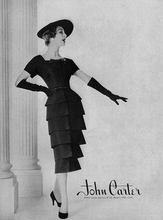 September Vogue 1957 by dovima_is_devine_II, via Flickr