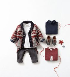 Shop by Look - Baby Boys - Kids | ZARA United States something to pass along to Michelle, they have some cute outfits