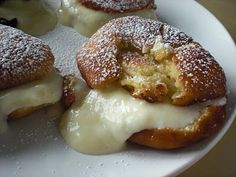 Food College, PA: Venezuelan bombas... i.e. the recipe from hell