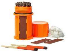 UCO Stormproof Match Kit for $2.50 or less - @Walmart B&M YMMV #LavaHot http://www.lavahotdeals.com/us/cheap/uco-stormproof-match-kit-2-50-walmart-bm/81773