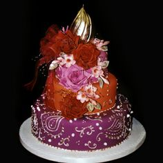 1000 Images About Elegant Cakes By Ana Paz On Pinterest
