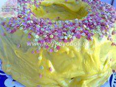 Bap, Sugar Art, Lemon, Pudding, Cookies, Baking, Desserts, Recipes, Food