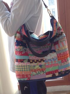 Quilted bag..