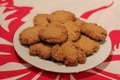 Die weltallerbesten Erdnussbutter-Cookies