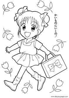 Dibujos De Marmalade Boy 029