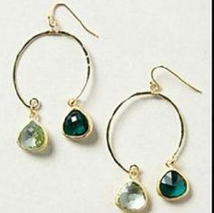 ISO - Help! Weights & Measures Drop Hi ladies, please keep your eyes peeled! I love these - last sold in 2013. Anthropologie Jewelry Earrings