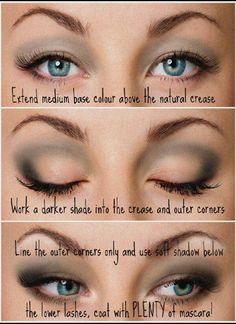 26 Trendy Makeup Tutorial Eyeshadow Hooded Eyelids Droopy Eyes – make-up ideen Makeup For Droopy Eyelids, Eyeshadow For Hooded Eyes, Smokey Eyeshadow, How To Apply Eyeshadow, Makeup Eyeshadow, Eyeshadow Palette, Eye Shadow Hooded Eyes, Small Eyelid Makeup, Natural Eyeshadow