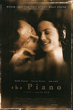The Piano Directed by: Jane Campion Written by: Jane Campion Starring: Holly Hunter, Harvey Keitel, Sam Neill, Anna Paquin Love Movie, Movie Tv, The English Patient, Films Cinema, Bon Film, Movies Worth Watching, Drama Film, Movie List, Cultura Pop