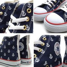 CONVERSE Chuck Taylor All Star Sailing Hi