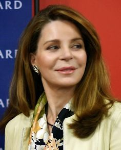 Queen Noor Attends Barnard College's 7th Annual Global Symposium on March 13, 2015 in New York City.
