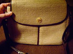 SALE Etienne Aigner Shoulder Bag that it by SkyAccessoryBoutique, $17.50