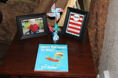 Dr. Seuss Birthday Party Ideas | Photo 4 of 13 | Catch My Party