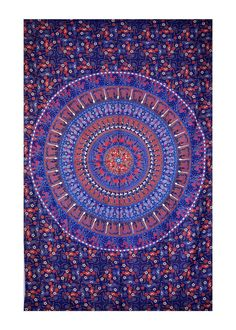 224 210 Queen India Tapestry Elephant Mandala Ethnic Decor Dorm Wall Hanging | eBay
