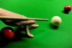 """""""Billiards is very similar to snooker except there are only three balls and nobody watches it."""" -Steve Davis #SnookerQuotes"""