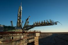 Expedition 38 Soyuz Rollout (201311050024HQ) by NASA HQ PHOTO, via Flickr