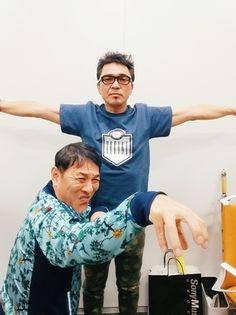 石野卓球とウルトラの瀧!