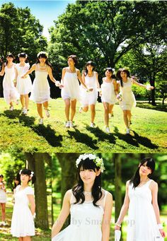 Hello!Project 15th Anniversary scanned by Smaui Plop. Yajima Maimi Tsuganaga Momoko Suzuki Airi Mano Erina Wada Ayaka Sayashi Riho Ishida Ayumi