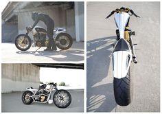 Mickey Rourke's bike by RSD