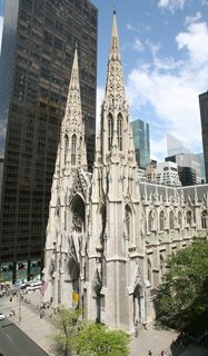 St Patricks Cathedral- where I was baptized!