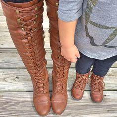 Stylish Thigh High Riding Boots